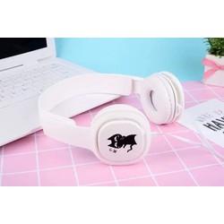 Tai nghe Headphone Hàn Quốc có mic siêu cute Giá Lẻ bằng sỉ