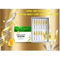 Tinh chất serum làm đẹp dành cho da nhạy cảm Mocha 12 ống