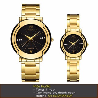 Đồng hồ đôi Halei - 7078 thumbnail