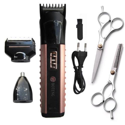 Tông đơ cắt tóc cắt lông mũi BOTENG tắng kéo cắt kéo tỉa - 5702197 , 9647326 , 15_9647326 , 249000 , Tong-do-cat-toc-cat-long-mui-BOTENG-tang-keo-cat-keo-tia-15_9647326 , sendo.vn , Tông đơ cắt tóc cắt lông mũi BOTENG tắng kéo cắt kéo tỉa