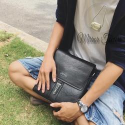 Túi đeo chéo đựng ipad nam đơn giản lịch lãm