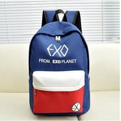 Balo EXO thời trang sành điệu đi chơi đi học dành cho EXO-L