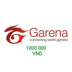 Mã thẻ Garena 1 triệu