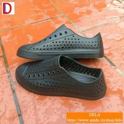 Giày nhựa đi mưa Native Jefferson màu đen