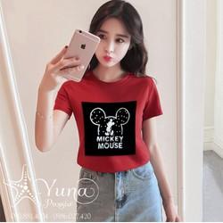 Áo Thun Thái Mickey
