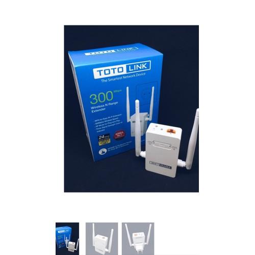 Thiết bị phát wifi repeater totolink ex200 phân phối chính hãng - 18948415 , 9653066 , 15_9653066 , 200000 , Thiet-bi-phat-wifi-repeater-totolink-ex200-phan-phoi-chinh-hang-15_9653066 , sendo.vn , Thiết bị phát wifi repeater totolink ex200 phân phối chính hãng