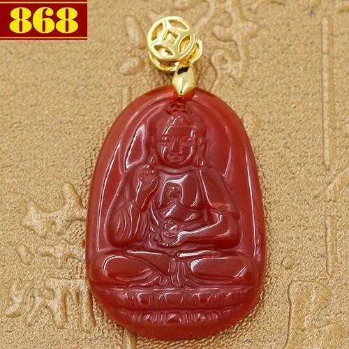 Mặt Phật A Di Đà thạch anh đỏ 3.6 cm - 5700604 , 9643345 , 15_9643345 , 200000 , Mat-Phat-A-Di-Da-thach-anh-do-3.6-cm-15_9643345 , sendo.vn , Mặt Phật A Di Đà thạch anh đỏ 3.6 cm