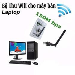 USB Wifi - USB thu Wifi 802.11n Cho Máy Bàn Có Anten