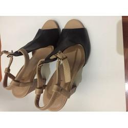 Sandal cao gót - Hàng Việt Nam xuất dư