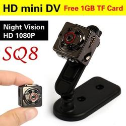 Camera mini SQ8 HD 1080P đèn hồng ngoại