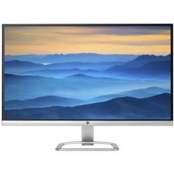 Màn hình máy tính HP 27f_27inch_IPS_Đen - HP 27fes_Đen