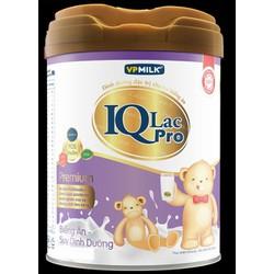 Sữa IQLAC Pro 900g đặc trị dành riêng cho trẻ biếng ăn suy dinh dưỡng