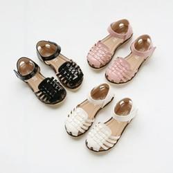 sandal thời trang hàn quốc 2018 cho bé gái