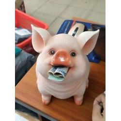 Lợn đất tiết kiệm dễ thương