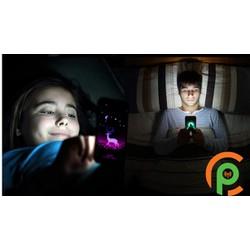 Ốp lưng iphone 6 6s phát sáng ban đêm chống bám vân tay chịu va đập