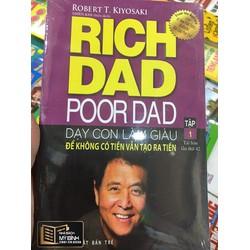 Sách - Dạy con làm giàu 1
