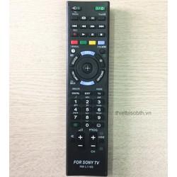 Remote điều khiển smart tivi Sony