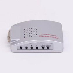 Hộp chuyển đổi tín hiệu từ VGA sang SVIDEO