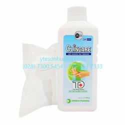 Dung dịch rửa tay sát khuẩn Clincare 500ml - clincare001