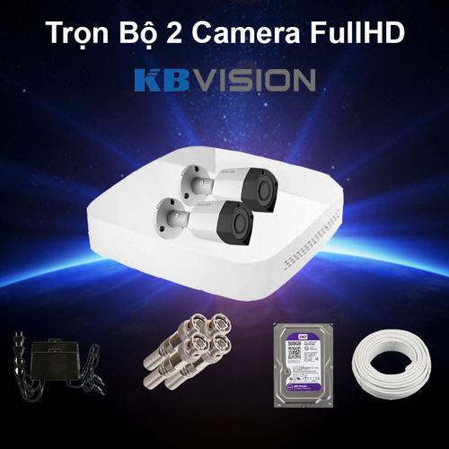 Trọn bộ 2 camera Kbvision 2M FullHD CHÍNH HÃNG - 4439508 , 9667838 , 15_9667838 , 7540000 , Tron-bo-2-camera-Kbvision-2M-FullHD-CHINH-HANG-15_9667838 , sendo.vn , Trọn bộ 2 camera Kbvision 2M FullHD CHÍNH HÃNG