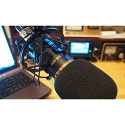 Microphone karaoke thu âm live stream giá rẻ BM-800
