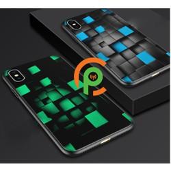 Ốp lưng iphone 6plus phát sáng ban đêm chống bám vân tay chịu va đập