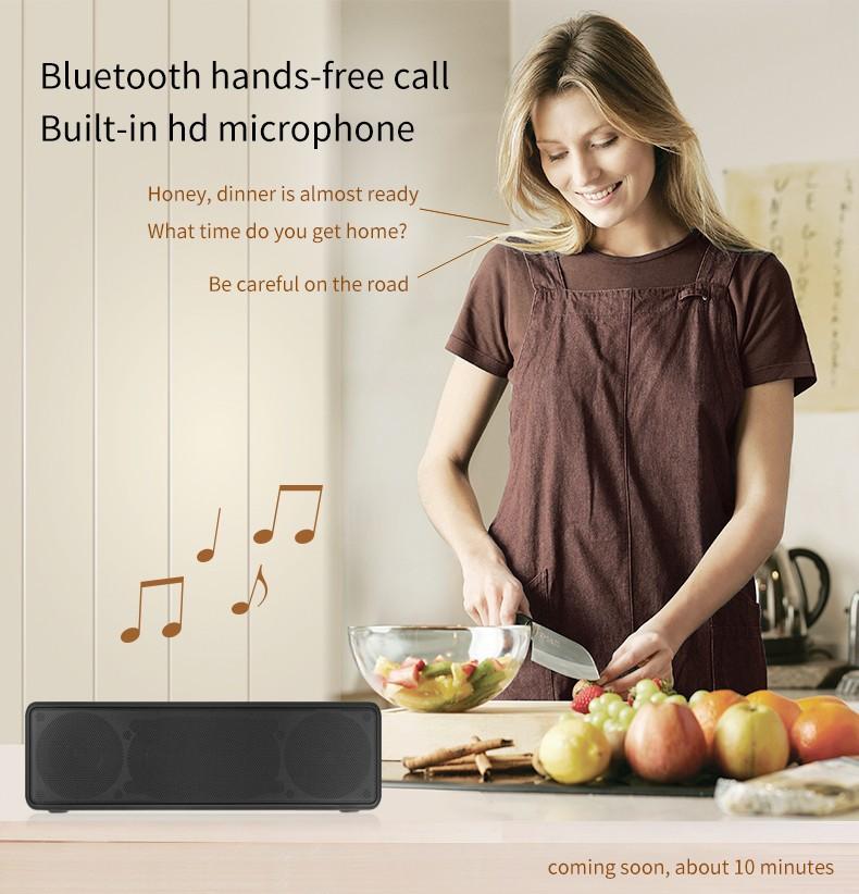 Loa Bluetooth Bass âm Thanh Sống Động chuẩn HIFI PKCB-5510 - PKCB-5510 10