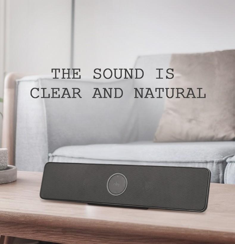 Loa Bluetooth Bass âm Thanh Sống Động chuẩn HIFI PKCB-5530 14