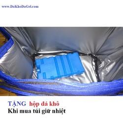 Túi Giữ Nhiệt - bảo quản lạnh sữa mẹ, thức ăn cho bé -  đi học đi chơi
