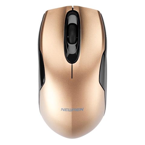 Newmen - Chuột quang không dây 2.4Ghz thế hệ 2 F266 35