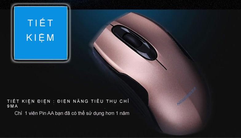 Newmen - Chuột quang không dây 2.4Ghz thế hệ 2 F266 21