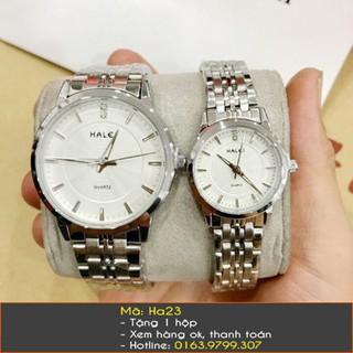 Đồng hồ đôi Halei - 237 thumbnail