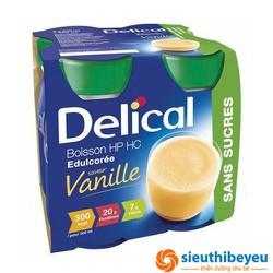 Sữa nước Delical
