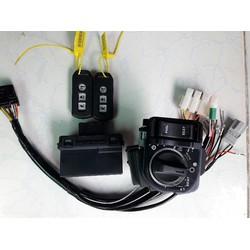 Khóa Thông minh xe PCX smart key