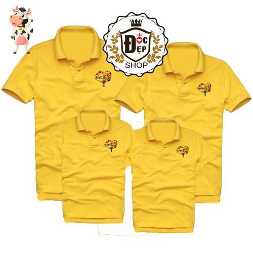 Áo gia đình áo đồng phục cổ bẻ đẹp chất cotton loại 1 đủ size giá 4 áo - 18916701 , 9999388 , 15_9999388 , 365000 , Ao-gia-dinh-ao-dong-phuc-co-be-dep-chat-cotton-loai-1-du-size-gia-4-ao-15_9999388 , sendo.vn , Áo gia đình áo đồng phục cổ bẻ đẹp chất cotton loại 1 đủ size giá 4 áo