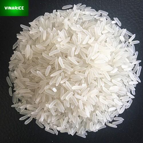 Gạo hương lài st21 5kg - gạo trắng hạt thon dài dẻo mềm thơm ngọt cơm