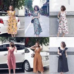 Váy voan mát mịn chất cực đẹp