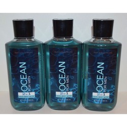 Sữa tắm gội nam 2in1 Bath and Body Works Ocean For Men 295mL
