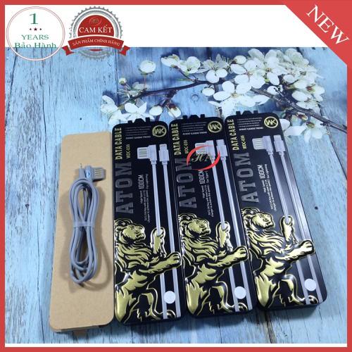 Cáp iphone WK vua sư tử xám - 5925005 , 9999088 , 15_9999088 , 180000 , Cap-iphone-WK-vua-su-tu-xam-15_9999088 , sendo.vn , Cáp iphone WK vua sư tử xám