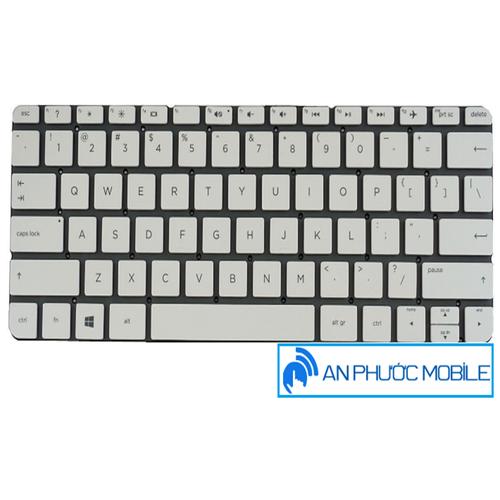 Bàn phím laptop  HP STREAM 11  TRẮNG