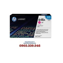 Mực In HP 648A - CE263A Magenta LaserJet Toner Cartridge