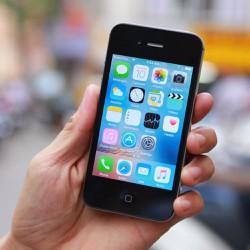 iPhone 4S bản 8G hàng mới 99