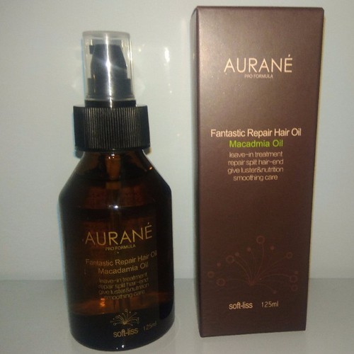Tinh dầu dưỡng tóc Soft Liss 125ml - mẫu mới chai tròn