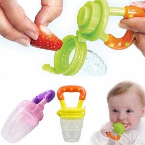 Núm ăn hoa quả chống hốc cho bé
