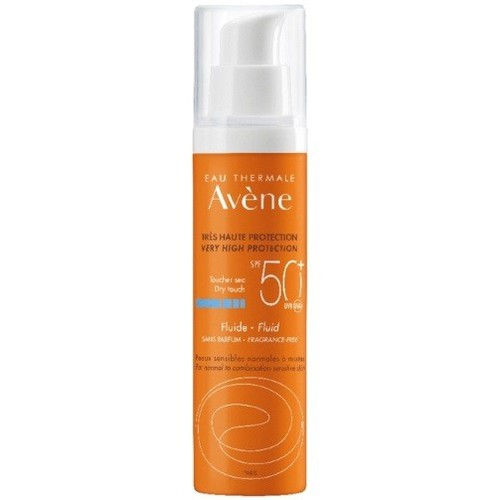 Kem Chống Nắng Avene Dry Touch Fluide