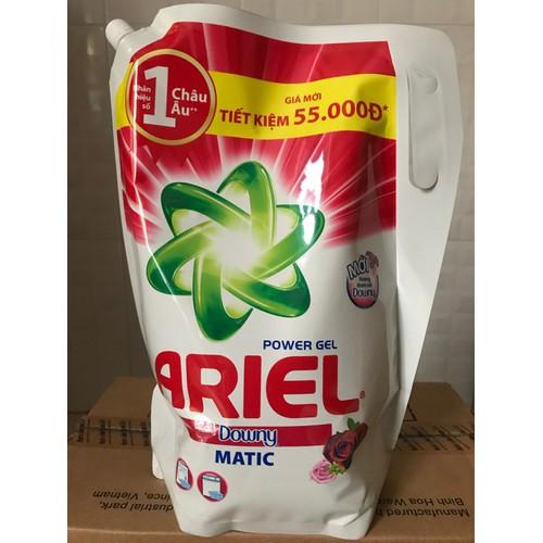 Nước giặt Ariel hương Downy túi 2.15Kg