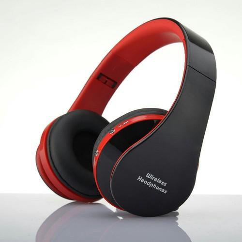 Tai nghe bluetooth chụp tai cao cấp NX-8252 có mic thoại