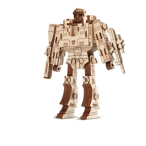 Đồ chơi lắp ráp gỗ 3D Mô hình Robot Megatron - 5925450 , 9999602 , 15_9999602 , 79000 , Do-choi-lap-rap-go-3D-Mo-hinh-Robot-Megatron-15_9999602 , sendo.vn , Đồ chơi lắp ráp gỗ 3D Mô hình Robot Megatron