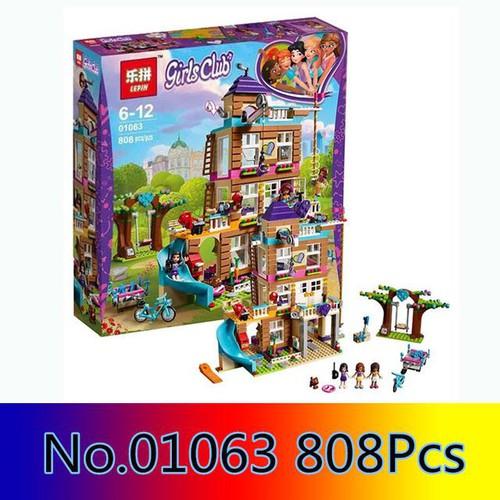 Lắp ráp friends 01063 - Ngôi nhà tình bạn