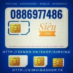 Sim Vinaphone 120Gb Gọi Nghe Miễn Phí